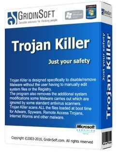 GridinSoft Trojan Killer v2.2.4.8