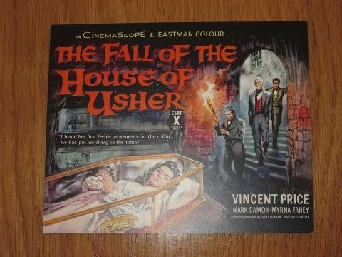 fall of the house of usher thesis