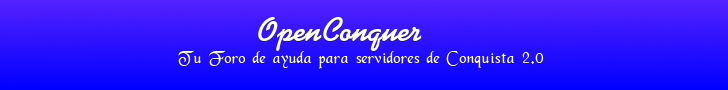 Banner OpenConquer