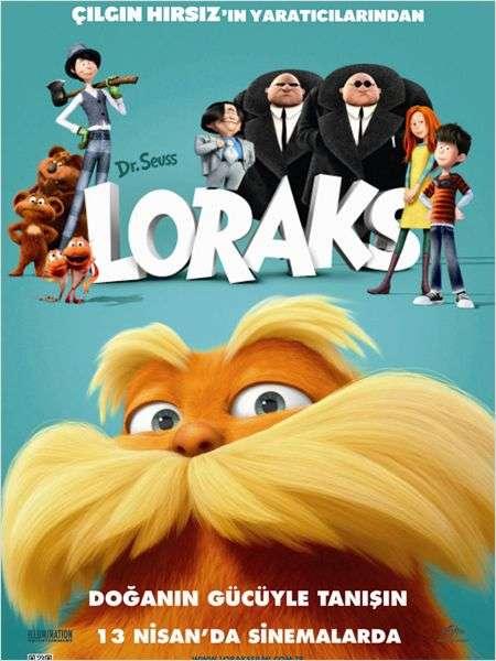 Loraks - 2012 720p/1080p/1080p 3D BluRay DUAL DTS x264 Tek Link indir