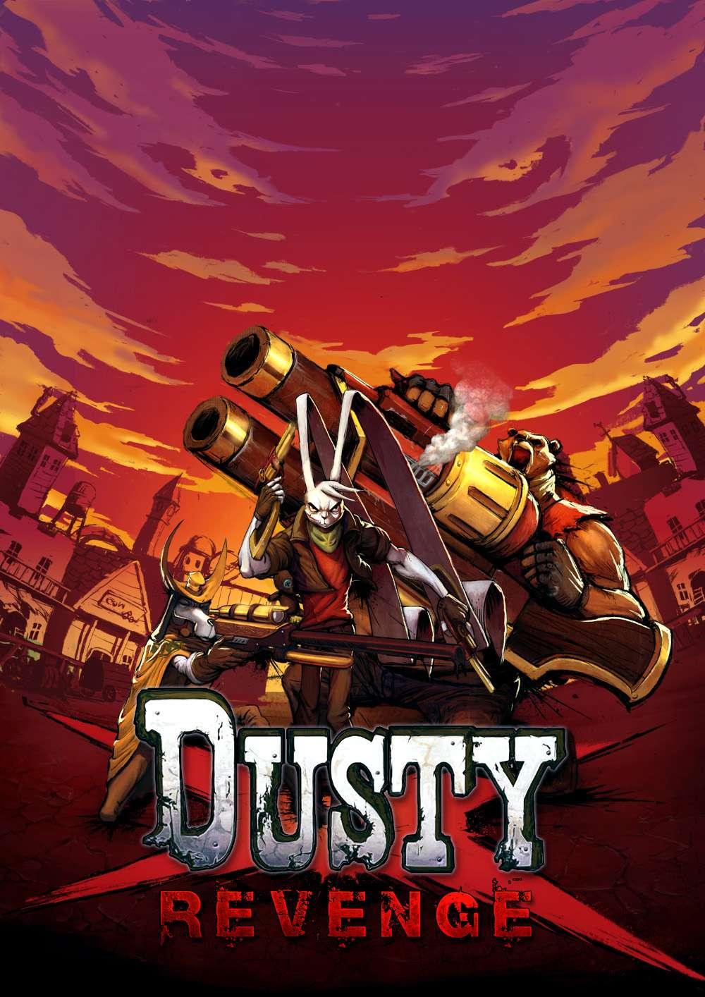Dusty Revenge - SKIDROW - Tek Link indir