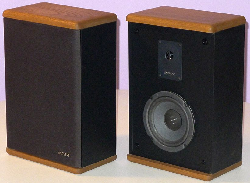 advent speakers deals on 1001 blocks. Black Bedroom Furniture Sets. Home Design Ideas