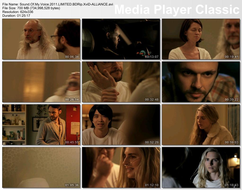 Sound Of My Voice - 2011 BDRip XviD - Türkçe Altyazılı Tek Link indir