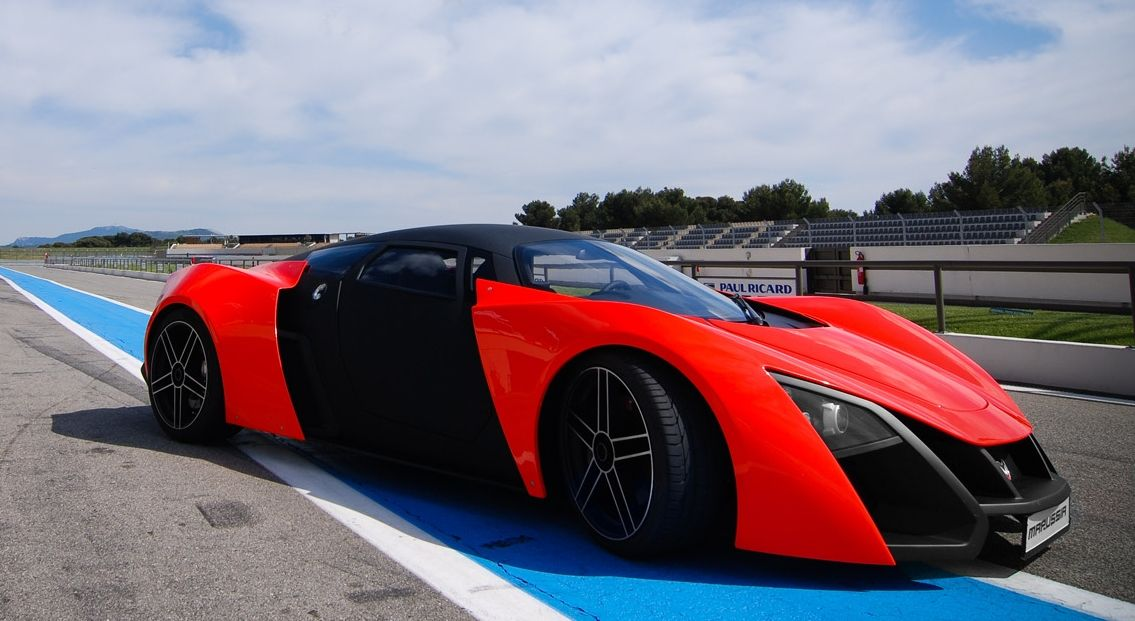 Marussia B2 | Only cars and cars