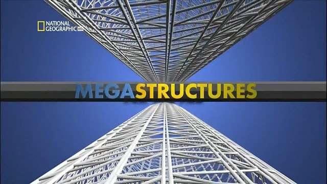 National Geographic - Mega Yapılar Boxset 43 Bölüm DVBRIP Türkçe Dublaj