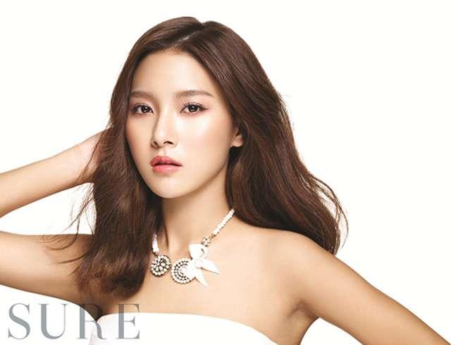 Sexy lee jeong eun korean model - 2 part 4